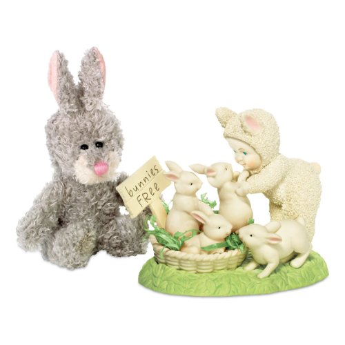 Department 56 Some Bunny Loves You (Set of 2)