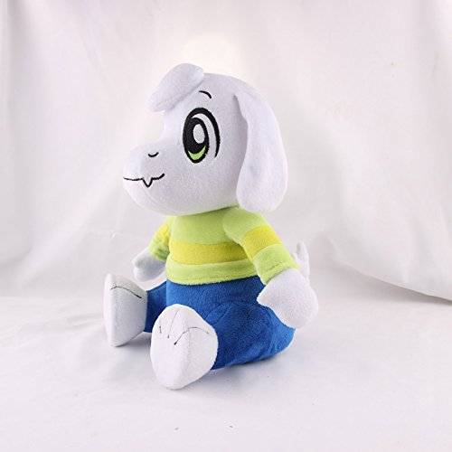 Amazon.com: Undertale Asriel Stuffed Doll Plush Toy For Kids Christmas Gifts For Baby, Children By Ancientfrappy: Toys & Games