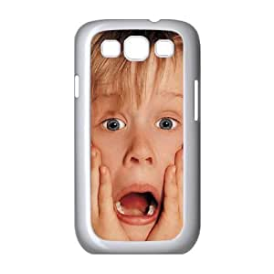 Home Alone Samsung Galaxy S3 9300 Cell Phone Case White