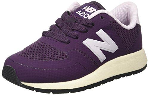 New Balance Unisex-Kinder Kfl420 Sneakers Violett