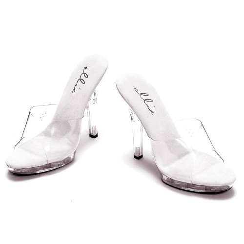 Vanity Shoes (Adult Shoes) Women's (Size 10) Women's Costume White