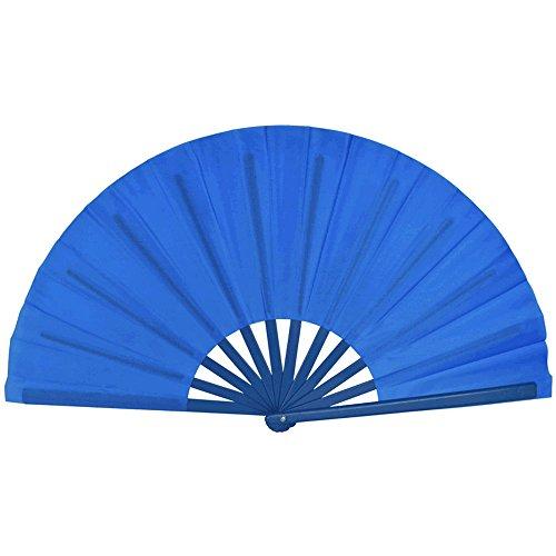 (Just Artifacts Folding Silk Hand Fan 13