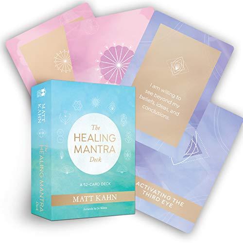 The Healing Mantra Deck: A 52-Card Deck