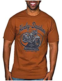 Amazon.com: Harley-Davidson - T-Shirts / Shirts: Clothing, Shoes ...