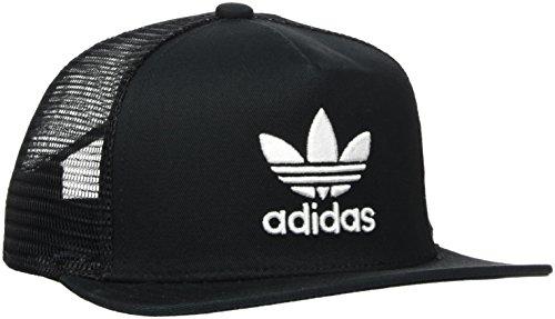 Casquette Adidas Adidas Casquette Noir Mixte Trefoil Mixte Trefoil xXB1BtqwWf