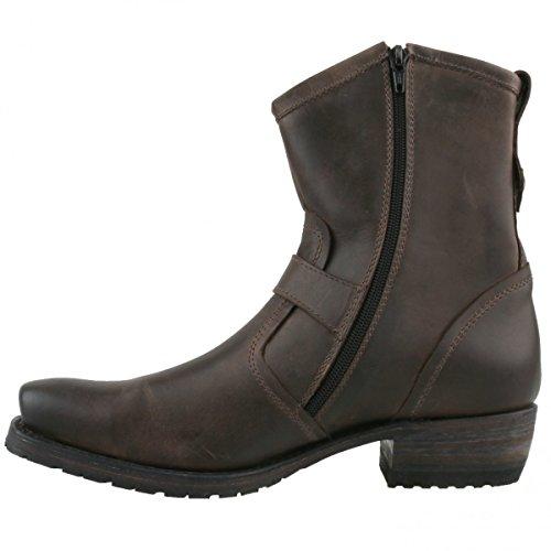 Sendra Boots, Stivali da motociclista uomo Marrone (marrone)