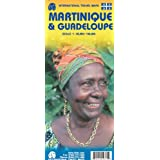 Martinique 1:65,000 & Guadeloupe 1:100,000 Travel Map (International Travel Maps)