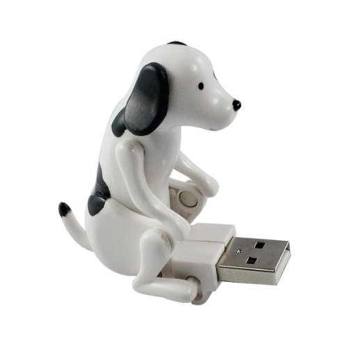 Vktech USB Hump Dog Funny Humping Spot Dog Christmas Toy Gift - Spot Dog Usb