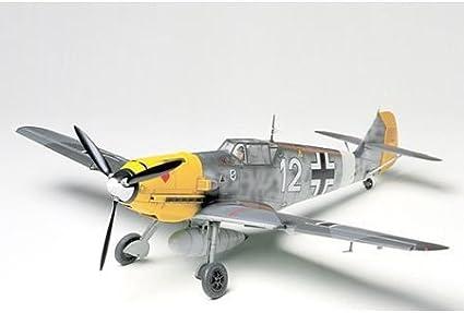 7 Tamiya 61063 Messerschmitt Be109E4