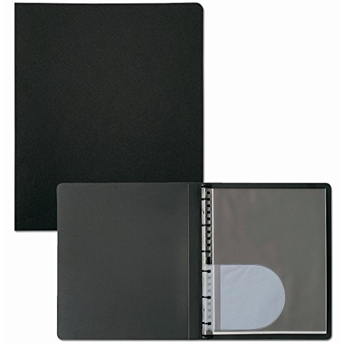 The Original START 1 SPIRAL BOOK 13x19 portrait BLACK by PRAT Paris - 13x19 by Prat Paris®
