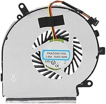 Portatilmovil Ventilador para PORTÁTIL MSI GE62 GE72 GL62 GL72 ...