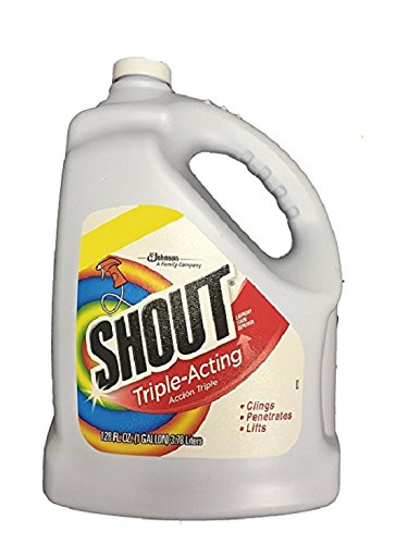 Shout Stain Remover Refill (128 oz) by S C JOHNSON B01AL37RTM
