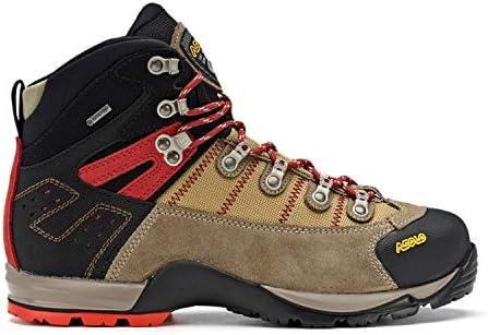 Asolo Men s Fugitive GTX Hiking Boots, Wool Black, 9 D M US