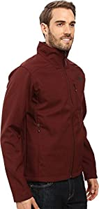 The North Face Men's Apex Bionic 2 Jacket Sequoia Red Heather/Sequoia Red Heather Outerwear SM