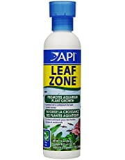 API LEAF ZONE Freshwater Aquarium Plant Fertilizer 8-Ounce Bottle
