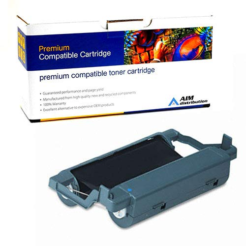 AIM Compatible Replacement for Brother PC-201 Fax Imaging Cartridge (450 Page Yield) - Generic (Cartridge Pc201 Compatible Fax)