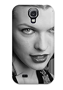 New Style Case Cover ZLmbgtF4947xuFlY Milla Jovovich Celebrity People Celebrity Compatible With Galaxy S4 Protection Case