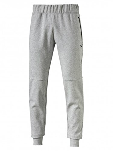 (Scuderia Ferrari Men's Formula 1 F1 Puma Gray Track Sweat Pants (Large))
