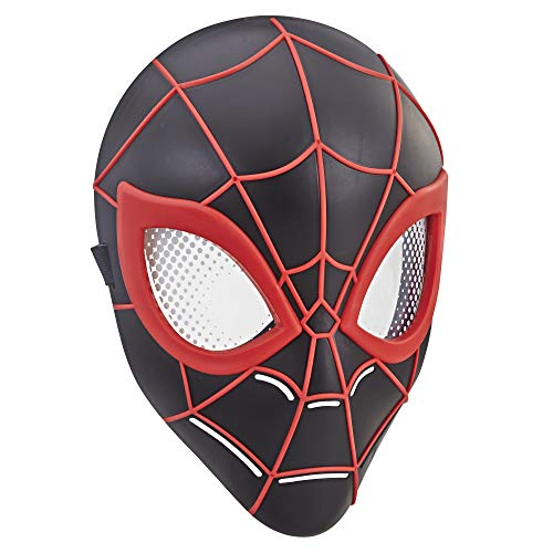 Spider-Man Marvel Miles Morales Hero Mask (Marvel Web Man Spider)