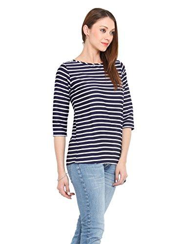 Dede S Women S Horizontal Stripe Top Amazon In Clothing Accessories