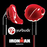 Yurbuds Ironman Series, Color:Red, OS, Best Gadgets