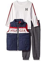 Boys' Toddler 3 Pieces Vest Set