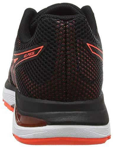 Gel Black 001 Black Donna Scarpe da Running Asics Pulse 10 Nero qOdvxqw8C