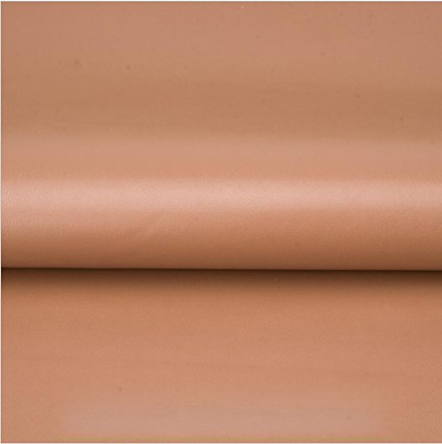 - NW Plain self-Adhesive PU Leather Leather Repair, Sofa Leather Repair, Car Seat Leather Repair Patch-Adhesive Backing-First Aid for Sofa Car Seat Environmental Leather (Light Brown)