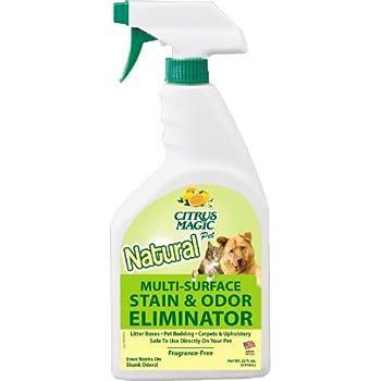 Amazon Com Citrus Magic Pet Odor Eliminator 22 Ounce