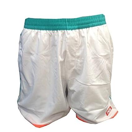 NOX Pantalón Padel Hombre Blanco Coral XXL: Amazon.es: Deportes y ...