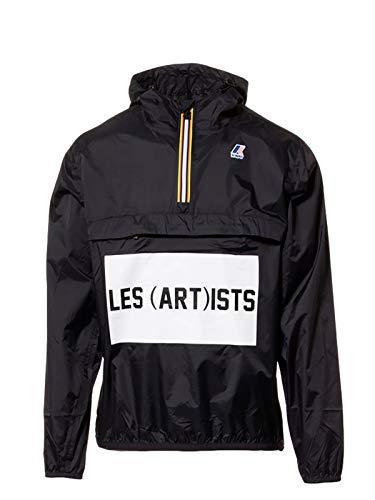 Artists X K Les La04kleobk Polyamide Noir way Blouson Homme nanZHq