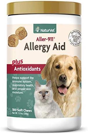 NaturVet Aller 911 Allergy Plus Antioxidants product image