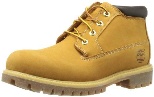 Timberland Men's Premium WP Chukka Newman, Brown, 11.5 M US