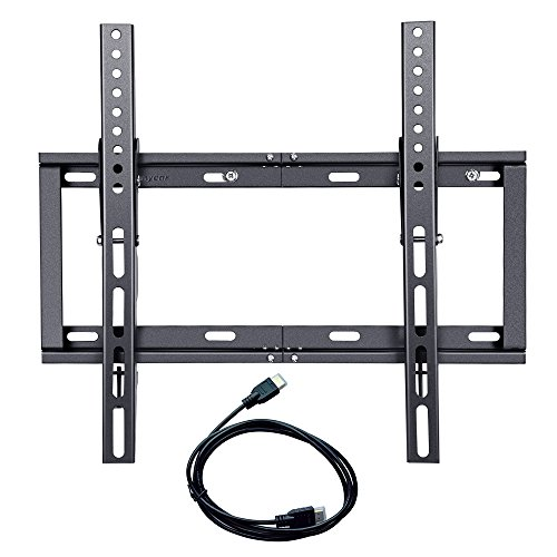 Universal Low Profile Tilting 22 to 50 inch TV Wall Mount Br
