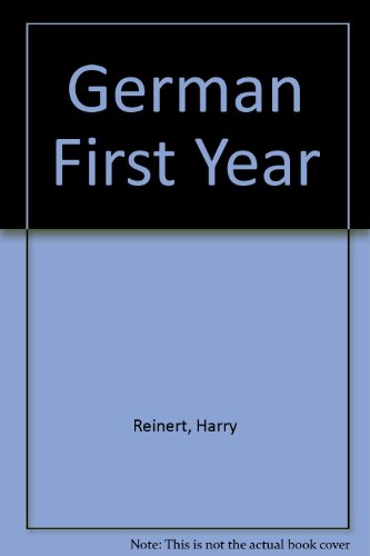 German First Year (German Edition)