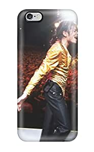6 Plus Scratch-proof Protection Case Cover For Iphone/ Hot Michael Jackson On Tour Phone Case(3D PC Soft Case) by runtopwell