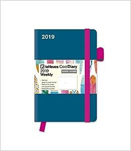 2019 Petrol Tiki Cool Diary Amazon Fr Livres Anglais Et