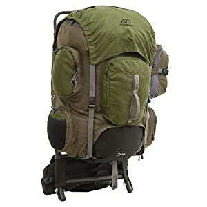 Zion, Olive 3900 Cubic Inches from Alps Mountaineering
