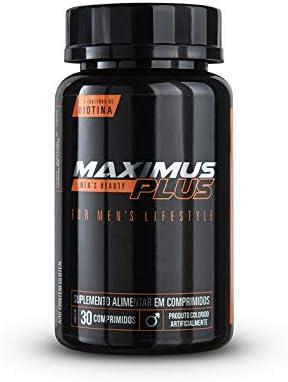 Produto para crescer barba - Maximus Plus - 30 dias