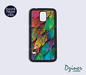 Galaxy S3 Case - Colorful Leaves