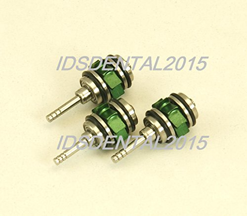 Button Push Turbine - 3PC Push Button Turbine for Midwest Tradition Push Button Midwest XGT Handpiece