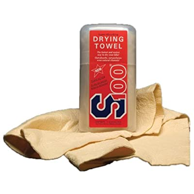 S100 14800T Drying Towel: Automotive