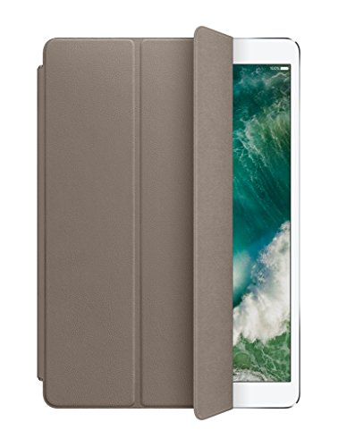 """Apple Leather Smart Cover for 10.5"""" iPad Pro - Taupe"""