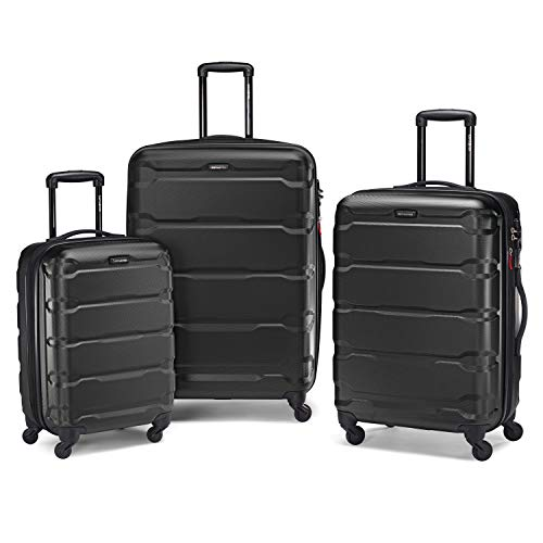 Samsonite 3-Piece Set, Black