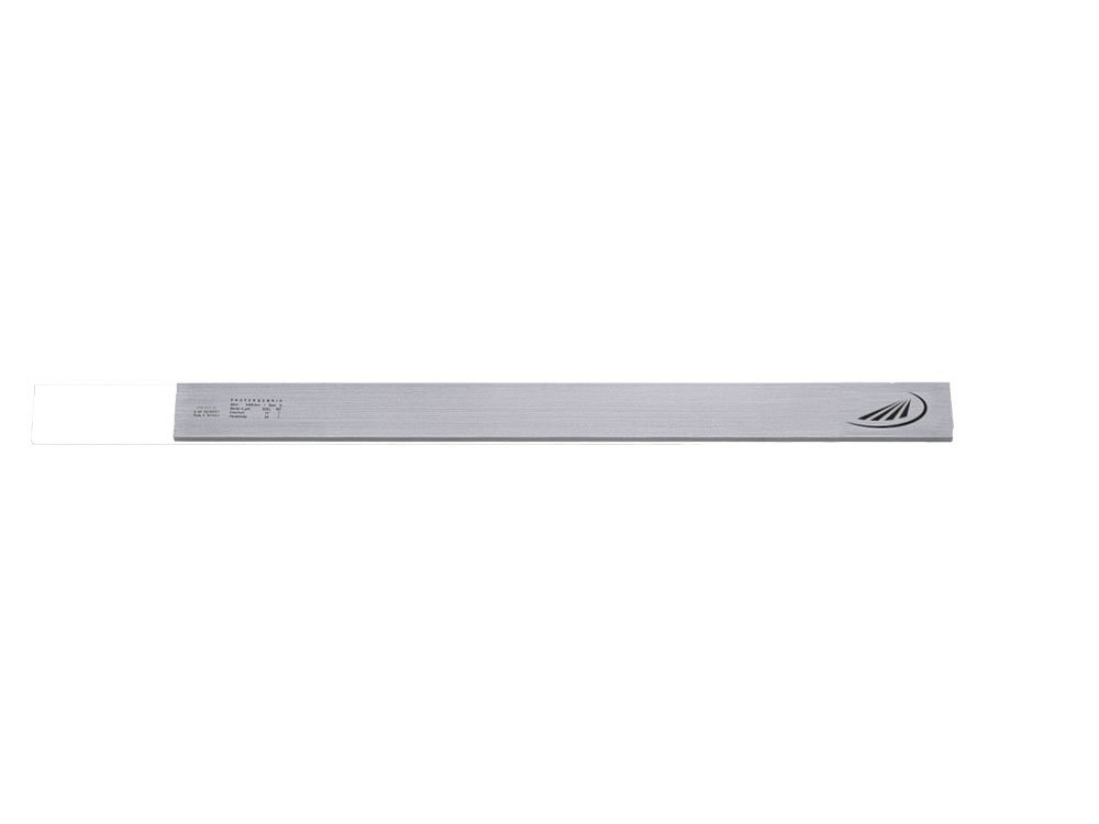 HELIOS-PREISSER 0466201 Stahllineal rostfrei DIN 874/2, 500 mm