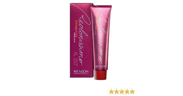 Revlon Revlonissimo Cromatics, Tinte para el Cabello 060 Rojo Fuego - 60 ml