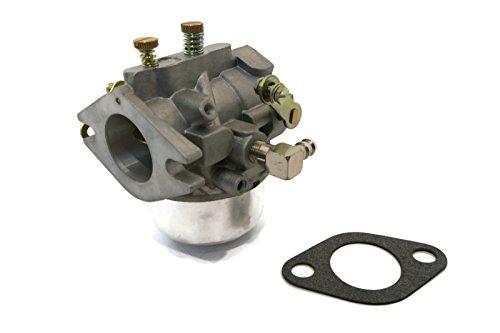 Twin Cylinder Engine - The ROP Shop Carburetor Carb w/Gasket fits John Deere 400 Kohler Twin Cylinder Engines Motor