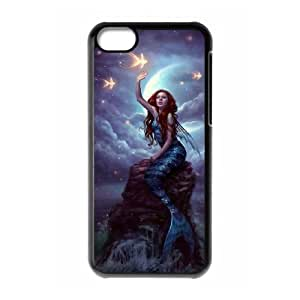 High Quality Phone Case For Iphone 5c -The Little Mermaid - Prince Ariel-LiuWeiTing Store Case 7