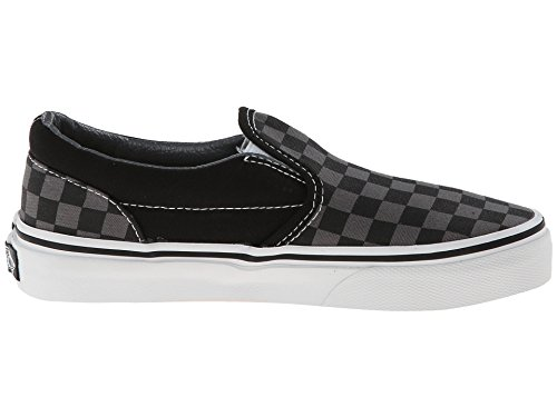 Tm on Classics Core Slip Vans Black Checkerboard Pewter E57q8zwn