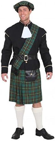 Fancy Me Disfraz de Ciervo Celta para Hombre con Texto en inglés ...